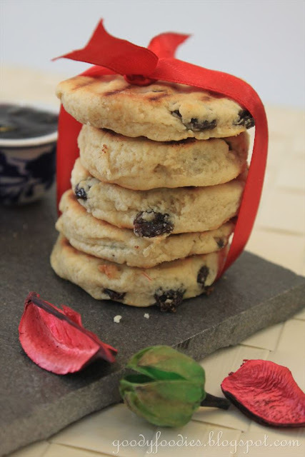 Recipe: Delia Smith's Homemade Welsh Cakes