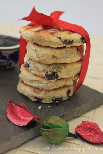 Recipe: Delia Smith's Homemade Welsh Cakes