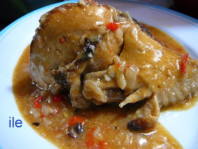 Pollo al pimenton - receta Hermana Bernarda