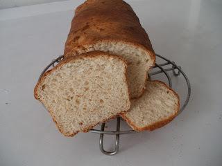 El pan nuestro de cada día...hoy, lacteado...