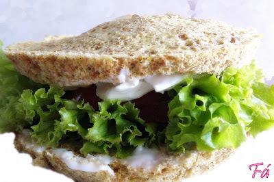 Pão integral de Microondas