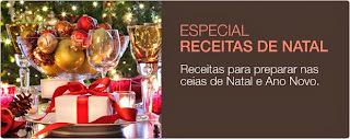 ESPECIAL...RECEITAS DE NATAL E ANO NOVO.
