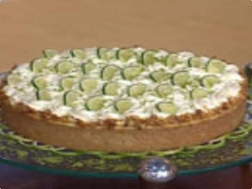 Torta Gelada de Limão - Mousse Ice Lemon