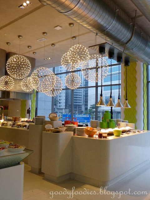 All-day dining @ NOOK, Aloft Kuala Lumpur Sentral, Malaysia