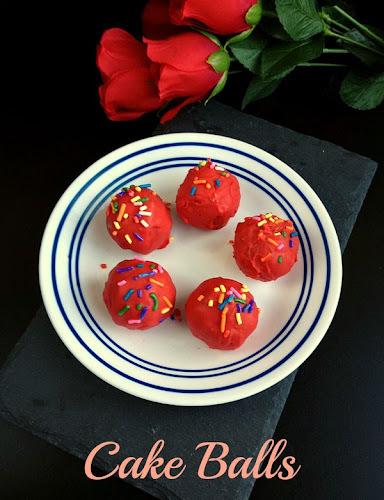 Cake Balls   Basic cake balls