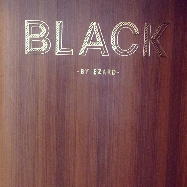 BLACK by Ezard, Pyrmont