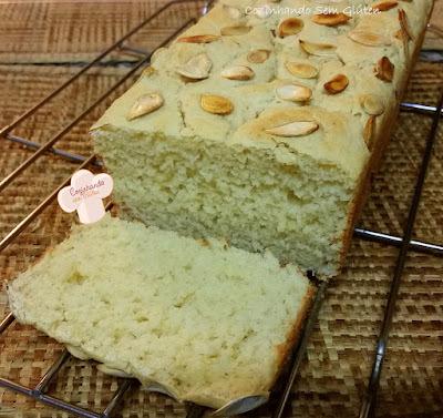 Pão com farinha de grão de bico