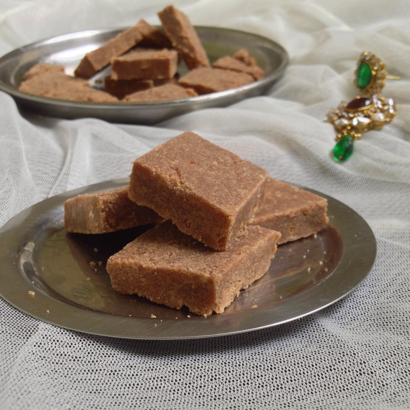 maida barfi-chocolate barfi -maida cake- how to make maida barfi