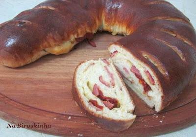 Pão de Calabreza