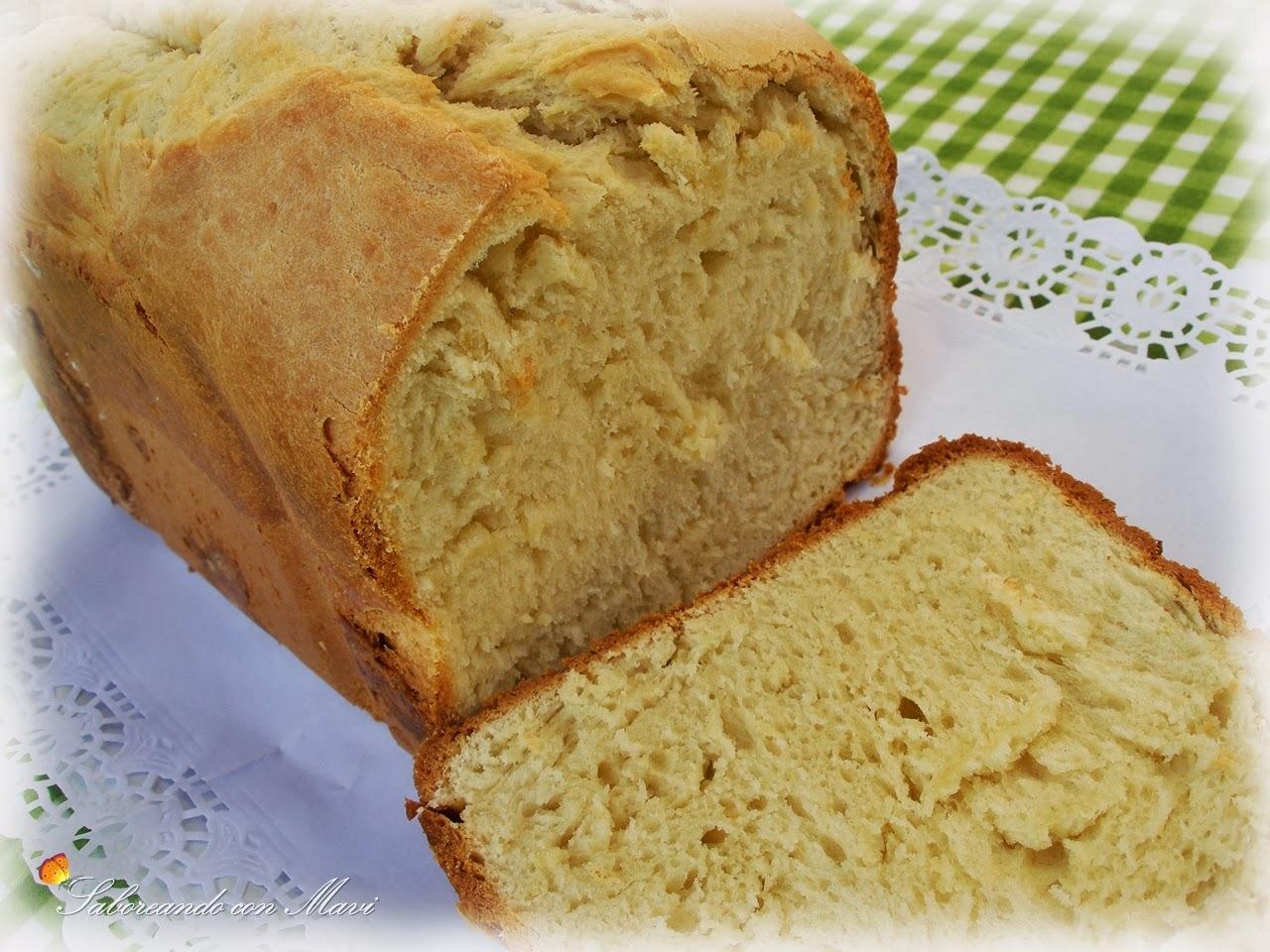 Pan dulce (para panificadora)