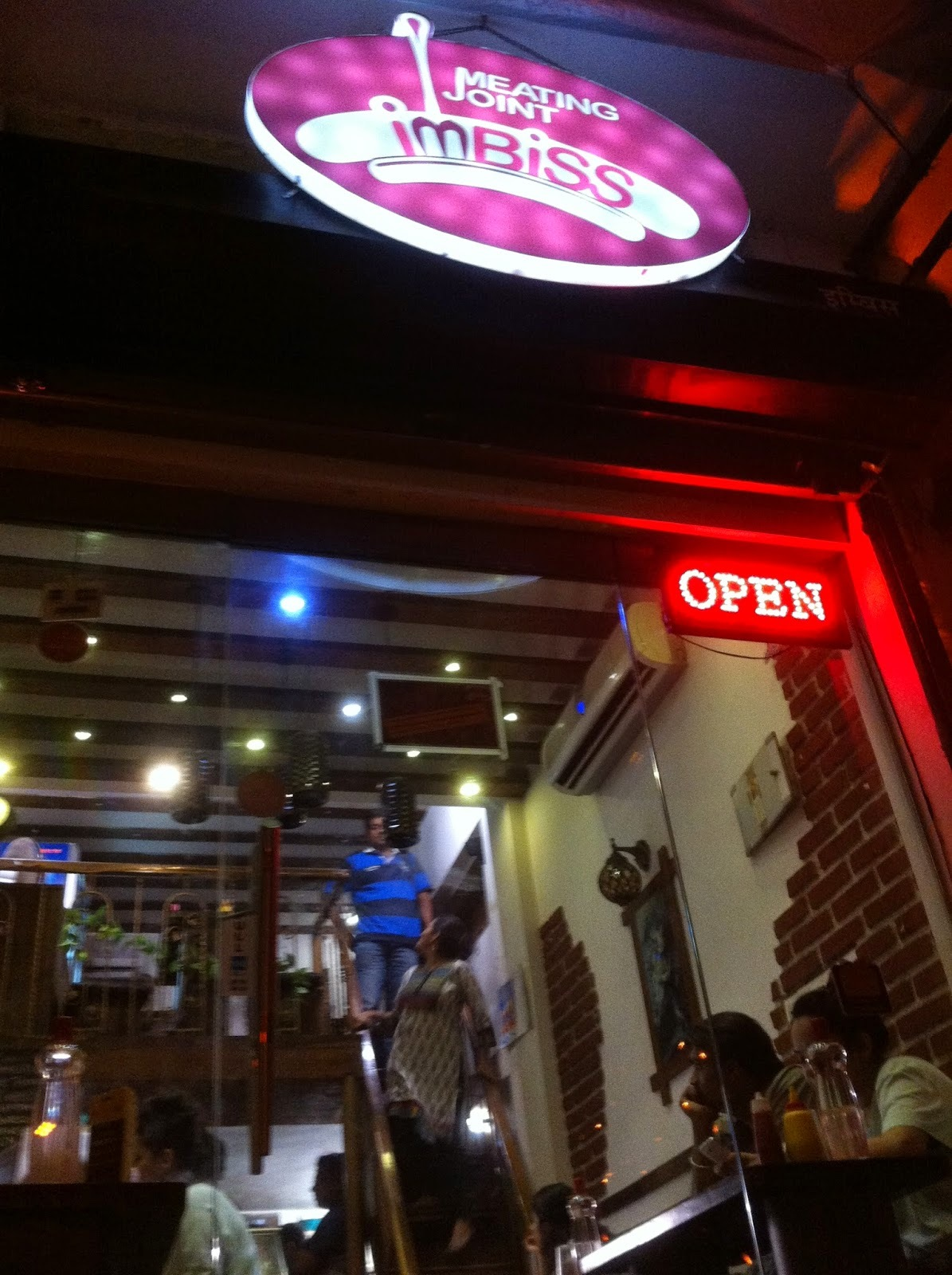 Restaurant Review: IMBISS, off Hill Road, Bandra West