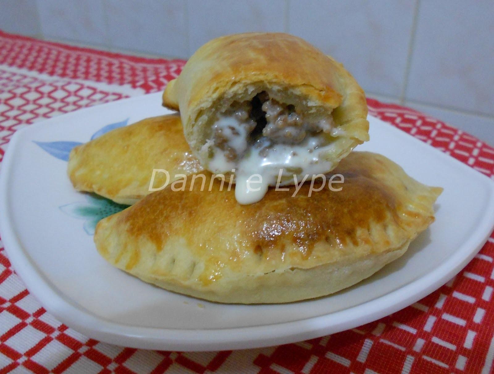empanadas argentinas com massa de pastel