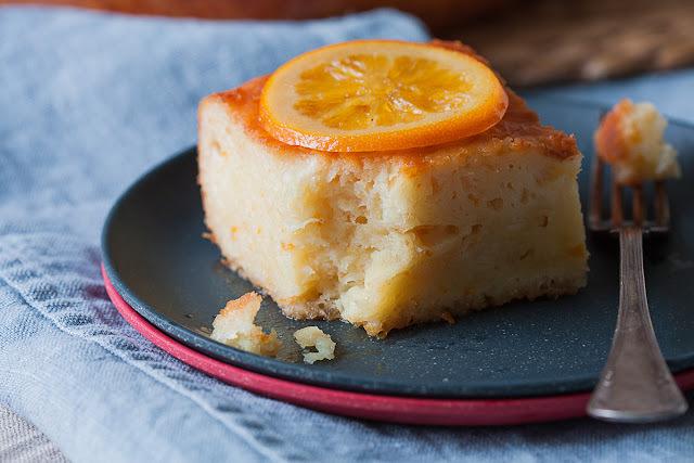 Grčki kolač sa pomorandžom (Portokalopita)