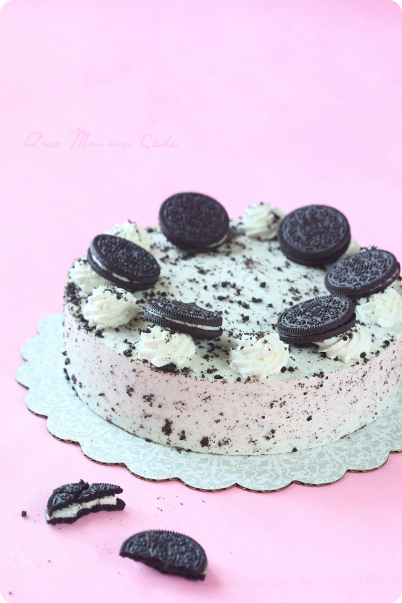 "Торт ""Орео"" / Torta mousse ""Oreo"""