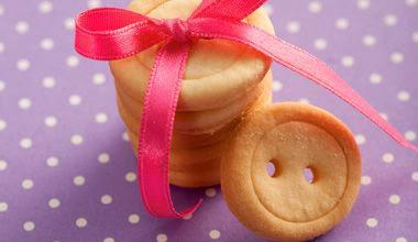 Receita Biscoito Amanteigado de Iogurte com Aveia {Culinária pra Crianças}