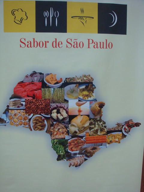 Sabor de São Paulo, eu fui!