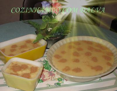 Cural ou Papa de Milho Verde