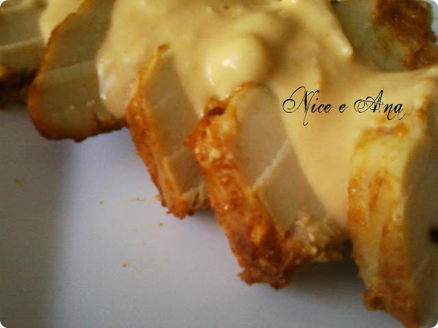 champignon ao molho de mostarda