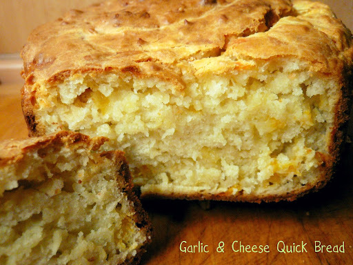 Quick Breads - The Daring Bakers Challenge
