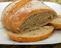 de pão doce caseiro de máquina de pão