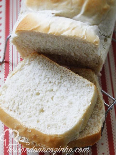 Pão francês de forma