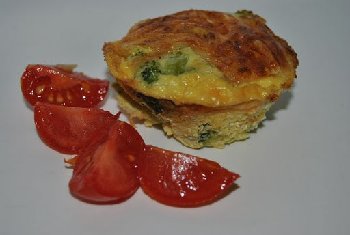 Brokolicové muffiny - ako inak diétne