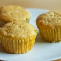 Muffin Doce de Milho Verde