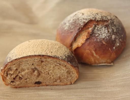 Pan de nueces con capa de cerveza