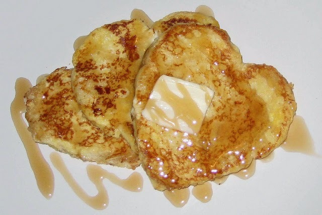 Recette de petit-déjeuner à deux, spécial Saint-Valentin