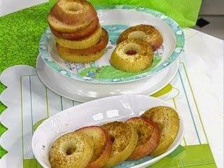 Manzanas asadas al horno faciles