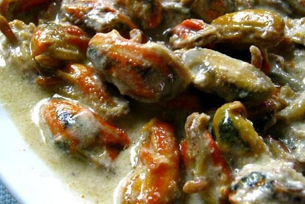 Ginataang Tahong Quickfire Recipe