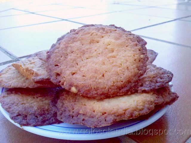Galletas caseras de queso curado , receta casera paso a paso