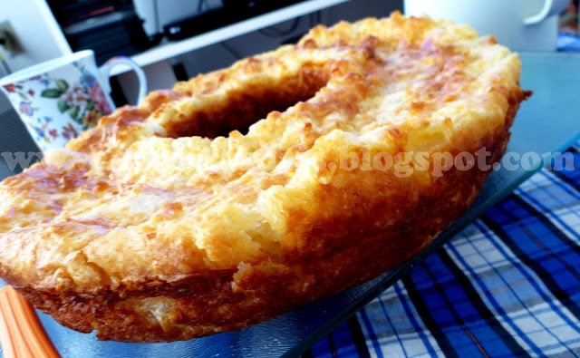 tapioca pão