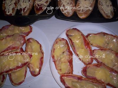 Panes italianos y molletes!