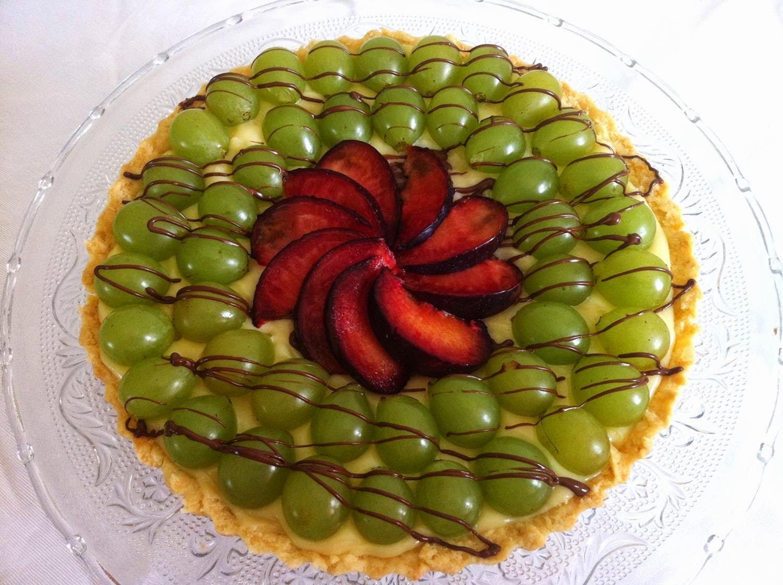 Torta de Frutas Sem Segredo