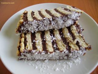 haztartasi kekszes pudingos sütik