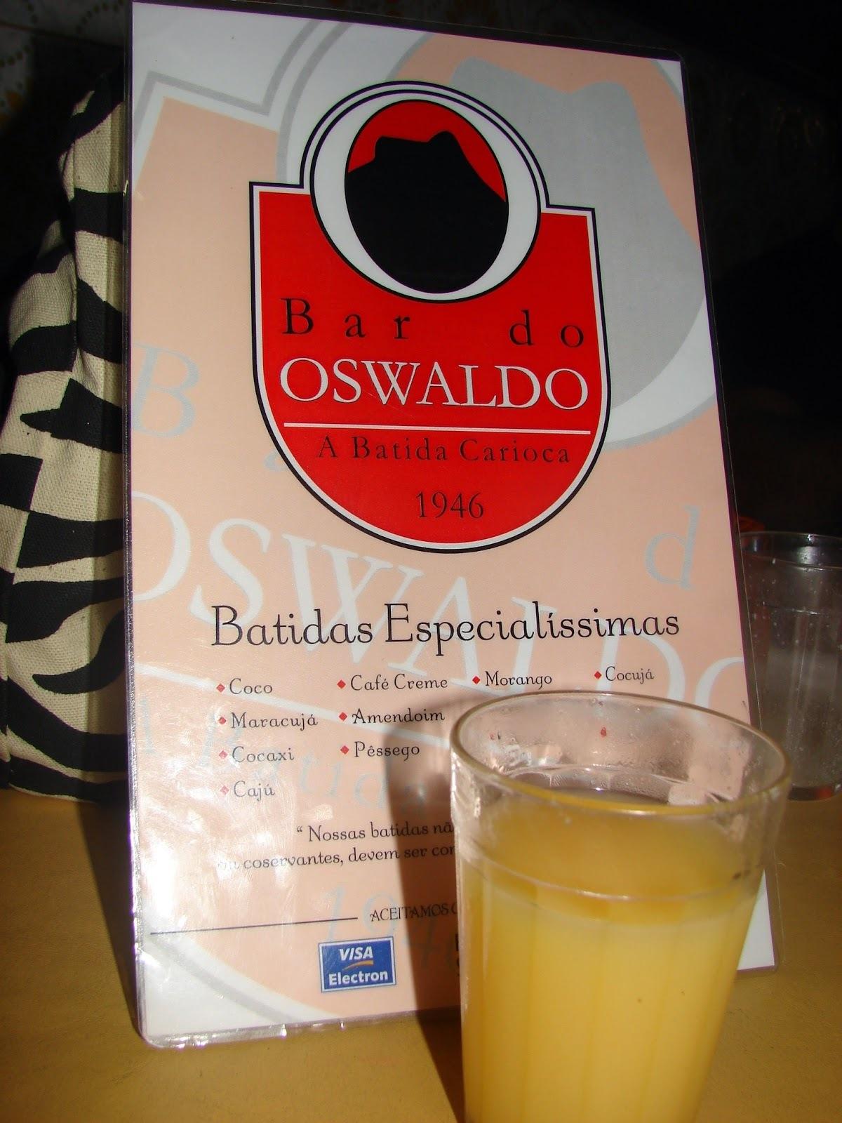 #tbt Bar do Oswaldo - Rio de Janeiro