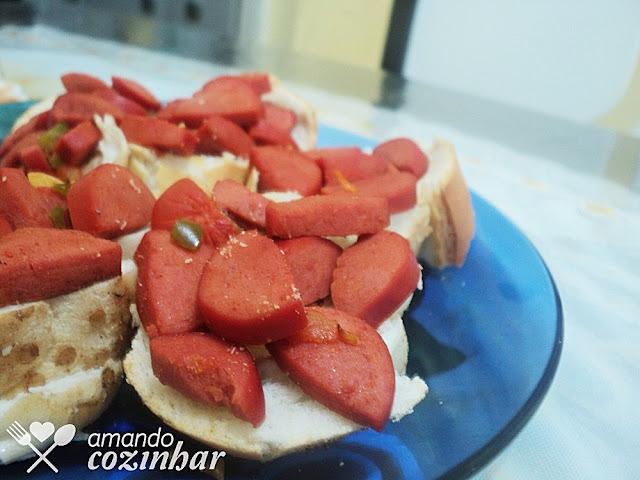 comida simples e diferente
