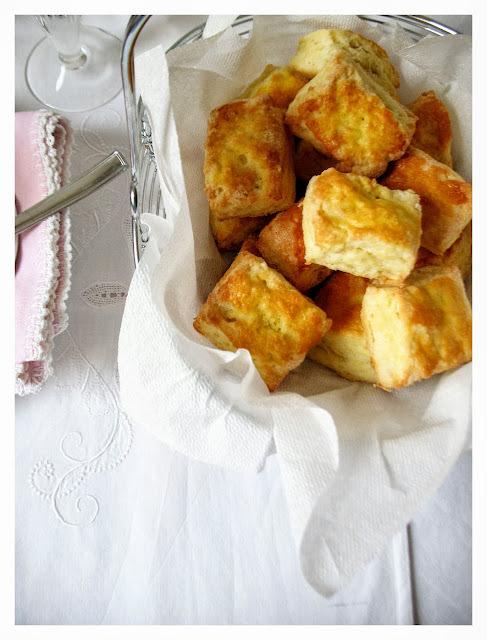 Salenjaci i džem od šljiva s rumom / Fatback buns