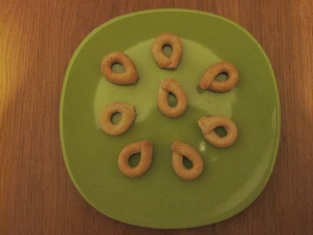 Biscoitos Taralli