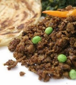 Como preparar a proteína de soja tipo carne moída