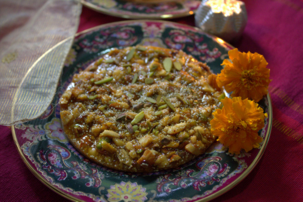 Varo  - Sindhi Sweet for Indian Cooking Challenge