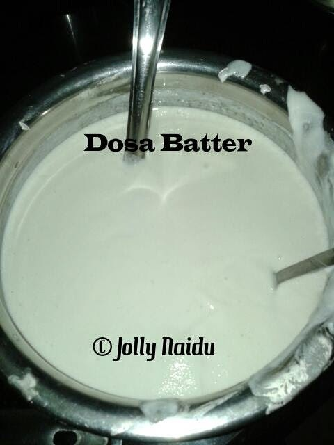 How To Make Homemade Idli / Dosa Batter