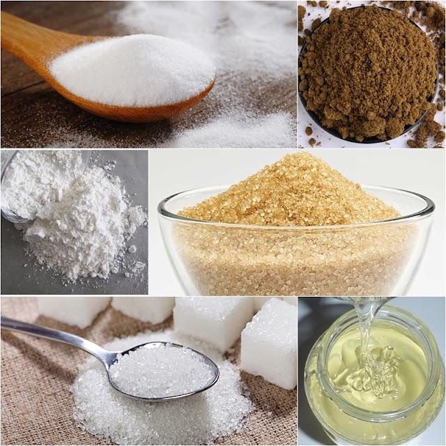 Tipos de açúcares e suas finalidades na cozinha