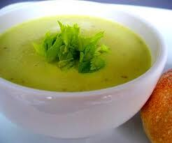 Sopa de apio