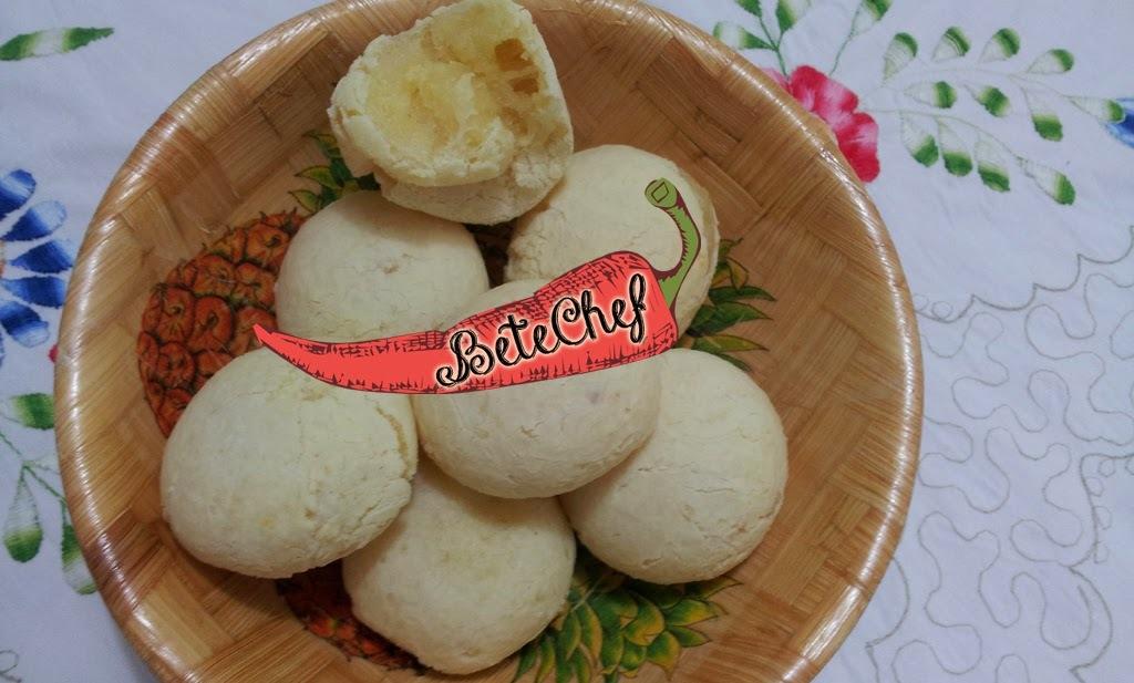 Pão de Queijo de Minas Original By Betechef