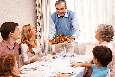 Receitas para o Almoço de Dia dos Pais