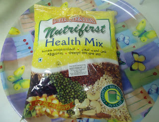 Health Mix Chapathi (Come On - Lets Cook Buddies) Entry-2