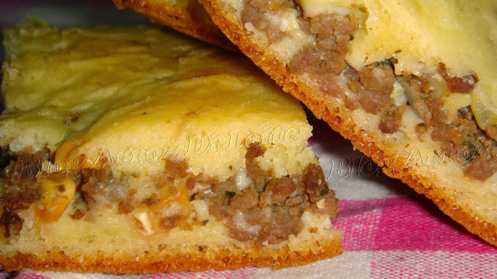 TORTA DE CARNE MOIDA