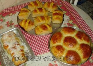 Pão doce - Benjamin Abrahão
